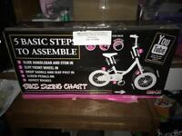 Brand New Girls Bike