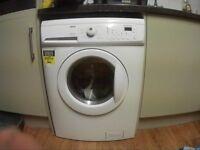 Zanussi easyiron washing machine