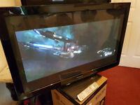 "Panasonic 3D HD (1080P) 42"" Plasma TV"