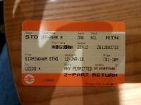 Birmingham to Leeds