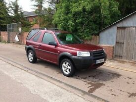 NOW SOLD - 30 day Gurantee - Land Rover TD4 Serengeti hard/soft top - New MOT - Service history