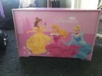 Girls storage box