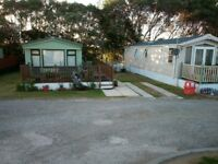 STATIC 2 BEDROOM CARAVAN FOR RENT,MORECAMBE