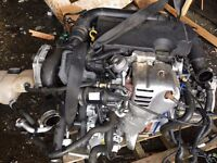 2014 FORD FOCUS 1.0 PETROL ECOBOOST ENGINE PART BREAKING
