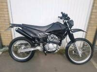 2009 QINGQI QM road legal 125cc low miles