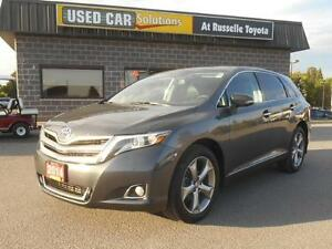 2014 Toyota Venza Limited V6 AWD Peterborough Peterborough Area image 1
