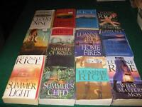 Luanne Rice books $1 each of $10 for the lot