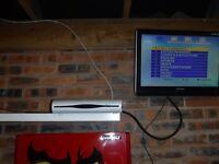 Sky Box and remote