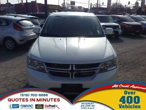 2014 Dodge Journey R/T | AWD | LEATHER | 7 PASS