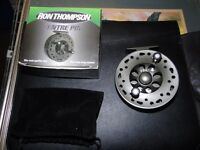 Centre Pin Fishing Reel, New Unused in Box