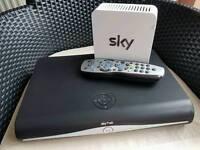 Sky+ HD Box Satellite Dish Router & Remote