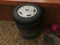 Ford transit Wheels and tyres