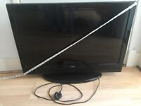 Fairly used TV for sale