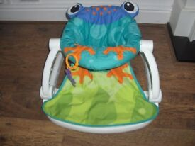 Fisher Price baby floor seat