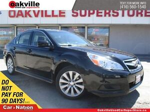 2012 Subaru Legacy 2.5i Limited w NAVI | LEATHER | SUNROOF | PIO