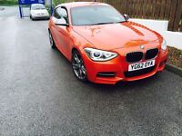 BMW M135i All added extras!