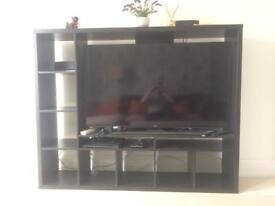 "TV Cabinet (fits 50"" tv!)"