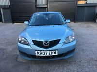 Mazda3 1.6 TS2 5dr 2 FORMER KEEPER,2 KEYS,