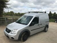 Ford transit connect 2013(13) mwb in excellent condition throughout trend