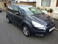 2010 FORD S-MAX 1.8 TDCI ZETEC - DIESAL 7 SEATER ***VERY LOW MILLAGE****