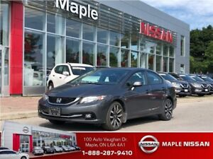 2013 Honda Civic Touring,Leather,Roof,NAVI,Alloy+++