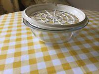 Large microwave bowl