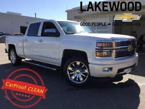 2014 Chevrolet Silverado 1500 High Country 4x4 Crew(Nav, Bluetoo