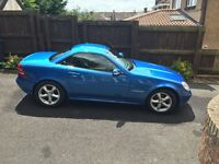 2001 Mercedes Benz 230 SLK (R170) - One owner since new, low mileage & full history.