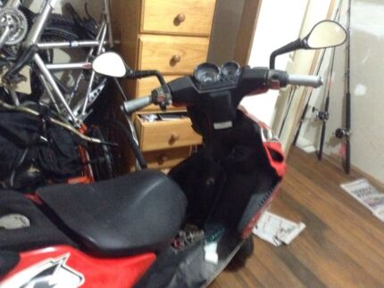Yamaha scooter $500today Goodwood Glenorchy Area Preview