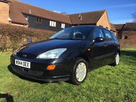 Ford Focus 1.8 , full service history, 12 months mot.