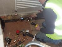 Plumber and bathroom fitter in Greater Manchester and Stockport area