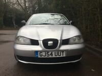 Seat Ibiza 2004-75000 Miles- Full Dealer History-Excellent Condition.