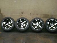 """19"""" BMW Staggered alloy wheels and tyres"""