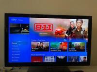 Samsung TV 46inc LCD