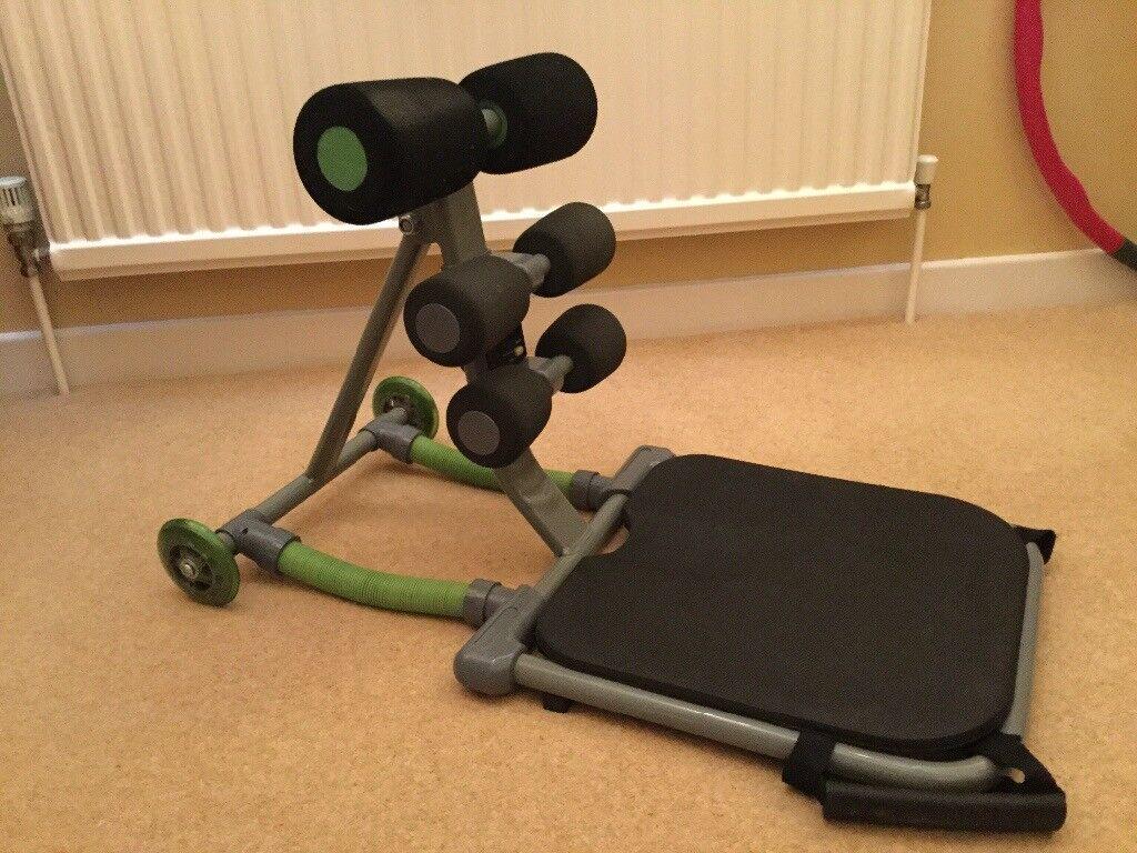 Total Core Delux ab exercise machine
