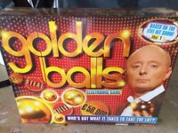 Goldenballs electronic game