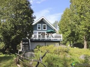 344 500$ - Maison 3 étages à vendre à St-Adolphe-D'Howard