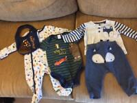 Baby clothes bundle from TU age 3-6 months
