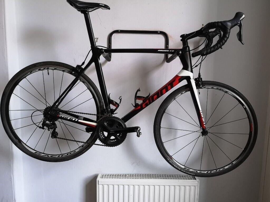 6dd2bdb236f Giant TCR ADVANCED 2 Road bike. Size XL. With upgraded wheelset.