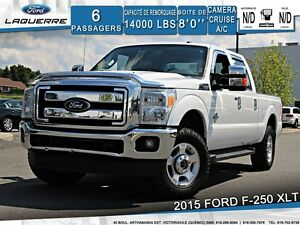 2015 Ford F-250 XLT**DIESEL*4X4*CAMERA*CRUISE*A/C**