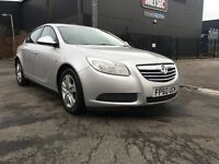 VAUXHALL INSIGNIA 2011 60 CDTI 1 OWNER FULL HISORY A/C CLIMATE CONTROL 6 SPEED