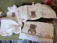 Mother are Brown Bear, Nursary 3 piece set