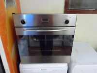 """""""Belling"""" integrated electric grill & fan oven.. Can be delivered.."""
