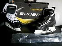 Bauer Supreme 140 Ice Skates Size 2.5