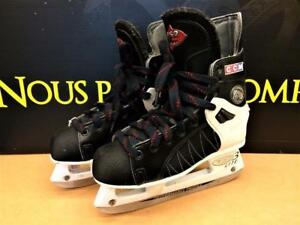 Patins de hockey CCM Tacks 452 gr:6 ***Excellente Condition*** #F020243
