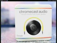 Chromcast Audio