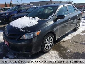 2012 Toyota Corolla CE | NO ACCIDENTS | BLUETOOTH | HEATED SEATS