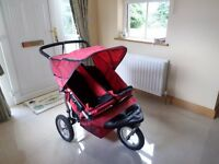 out n about 360 - double buggy