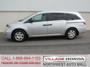 2012 Honda Odyssey LX   Local   One Owner   No Accidents