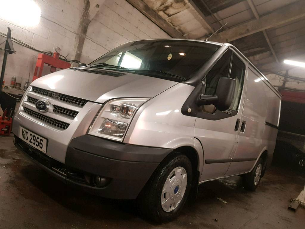 2012 ford transit 2.2 tdci trend